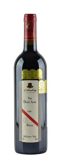 2001 d'Arenberg The Dead Arm