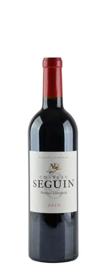 2010 Seguin Bordeaux Blend
