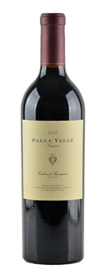2000 Dalla Valle Cabernet Sauvignon