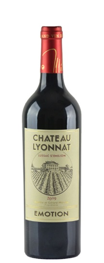 2009 Lyonnat Bordeaux Blend