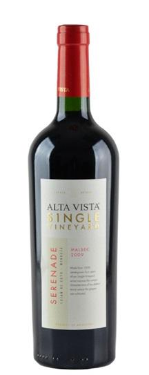 2009 Alta Vista Serenade