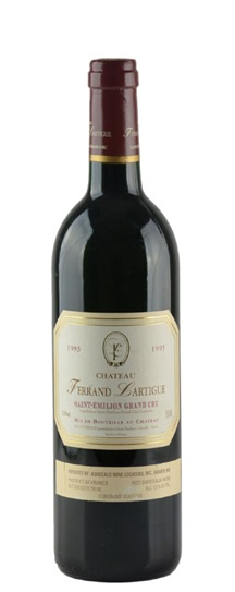 1995 Ferrand-Lartigue Bordeaux Blend