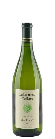 2011 Cakebread Cellars Chardonnay
