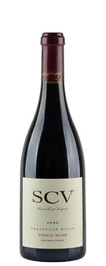 2009 Sonoma Coast Vineyards Pinot Noir
