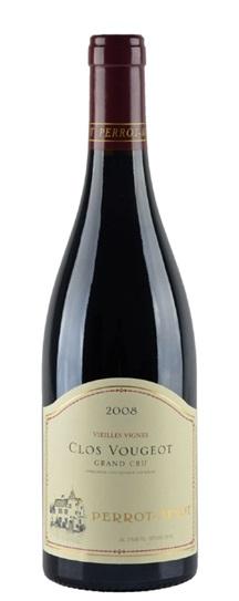 2008 Domaine Perrot-Minot Clos Vougeot Grand Cru Vieilles Vignes