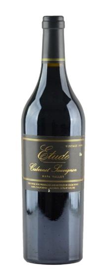 1998 Etude Cabernet Sauvignon