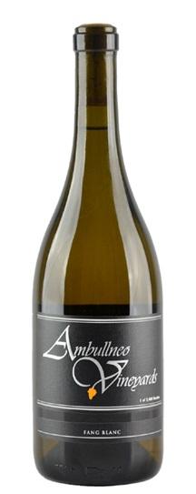 2007 Ambullneo Vineyards Chardonnay Fang Blanc