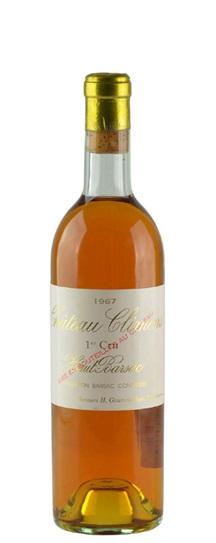 1967 Climens Sauternes Blend