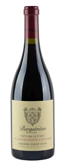 2008 Bergstrom Pinot Noir De Lancellotti Vineyard