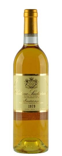 1979 Chateau Suduiraut Sauternes Blend