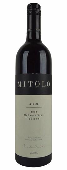 2004 Mitolo Shiraz GAM