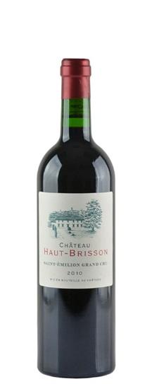 2010 Haut Brisson Bordeaux Blend