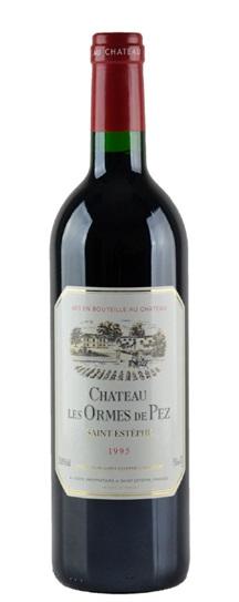 1994 Les Ormes de Pez Bordeaux Blend