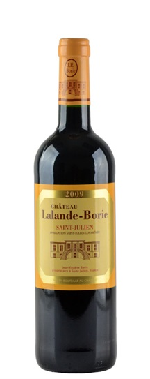 2010 Lalande Borie Bordeaux Blend