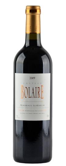 2009 Bolaire Bordeaux Superieur