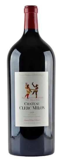 2009 Clerc Milon Bordeaux Blend
