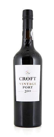 2011 Croft Vintage Port