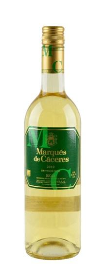 2010 Marques de Caceres Rioja Blanco