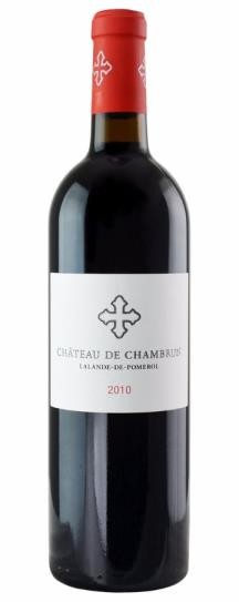 2010 De Chambrun Bordeaux Blend