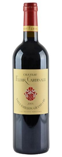 2005 Fleur Cardinale Bordeaux Blend