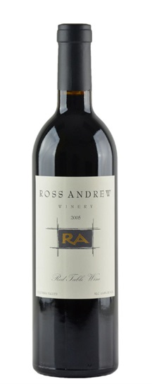 2005 Ross Andrew Winery Proprietary Red Wine