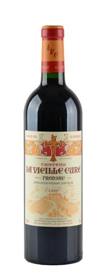 2009 La Vieille Cure Bordeaux Blend