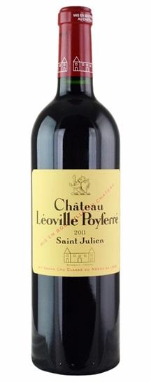 2011 Leoville-Poyferre Bordeaux Blend