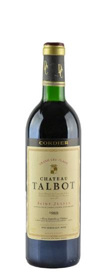 1988 Talbot Bordeaux Blend