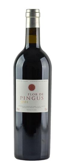 2001 Pingus Flor de Pingus