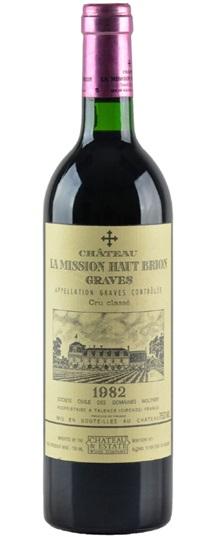 1982 La Mission Haut Brion Bordeaux Blend