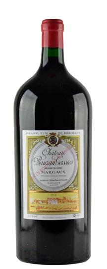 1978 Rauzan-Gassies Bordeaux Blend