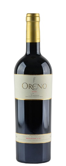 2008 Sette Ponti Oreno Proprietary Red Wine