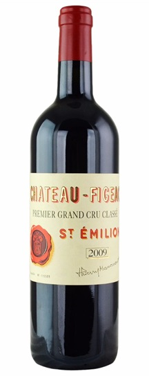 2012 Figeac Bordeaux Blend