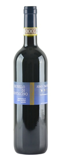 1997 Siro Pacenti Brunello di Montalcino