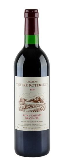 1986 Tertre Roteboeuf, Le Bordeaux Blend