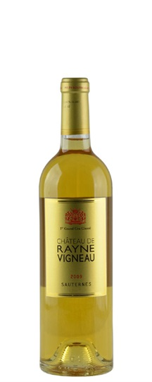 2011 Rayne-Vigneau Sauternes Blend