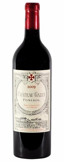 2009 Gazin Bordeaux Blend