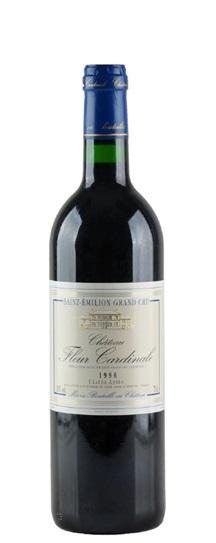1996 Fleur Cardinale Bordeaux Blend