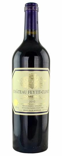 2010 Feytit Clinet Bordeaux Blend
