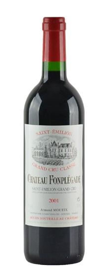 2001 Fonplegade Bordeaux Blend