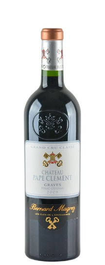 2009 Pape Clement Bordeaux Blend