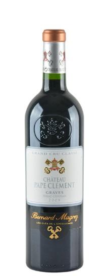 2009 Pape Clement Bordeaux Blend