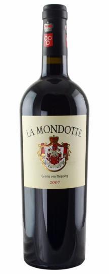 2007 Mondotte, La Bordeaux Blend