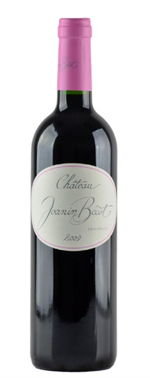 2010 Joanin Becot Bordeaux Blend