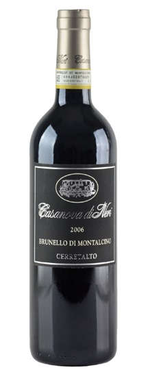 2001 Casanova di Neri Brunello di Montalcino Cerretalto