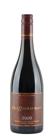 2008 Clifford Bay Pinot Noir