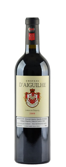 2000 Chateau d'Aiguilhe Bordeaux Blend
