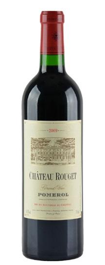 2011 Rouget Bordeaux Blend