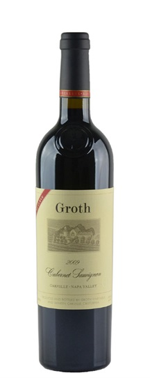 2009 Groth Cabernet Sauvignon Reserve