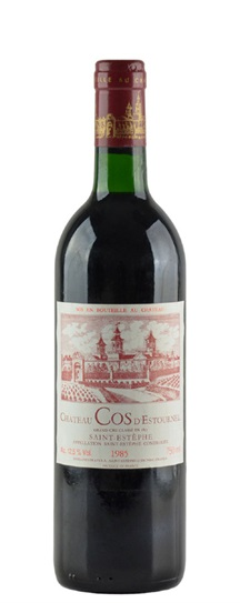 1986 Cos d'Estournel Bordeaux Blend
